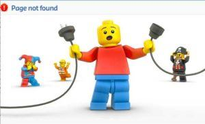A fun example from Lego